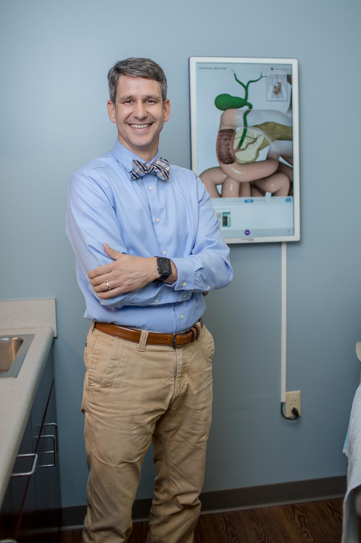 Dr  Matthew Pantsari | Gastroenterology Consultants of Augusta